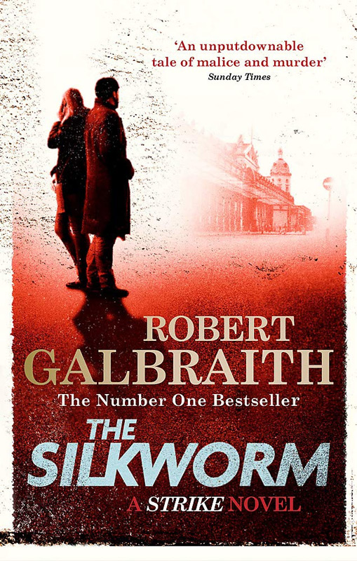 The Silkworm cover