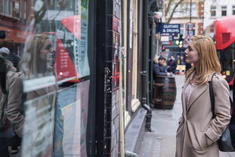 Robin Ellacott in Denmark Street