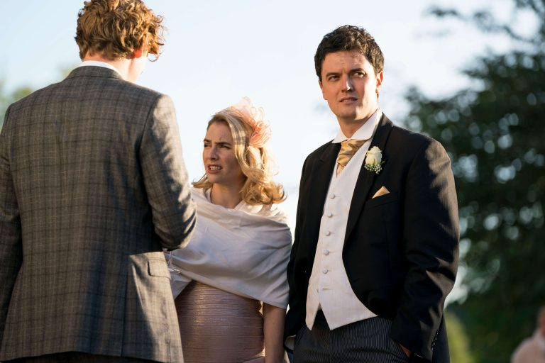 Matthew wedding scene