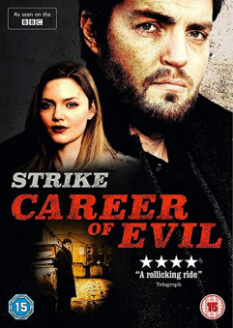 Career of Evil DVD cover