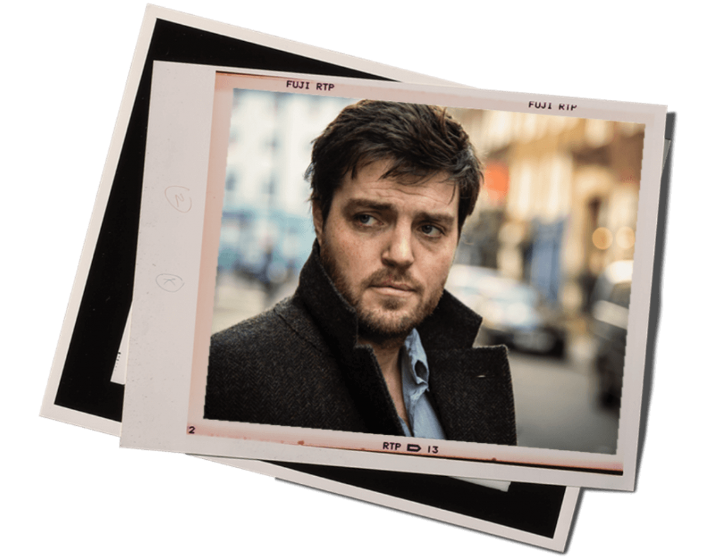 Cormoran Strike headshot