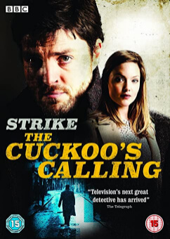 The Cuckoo's Calling DVD cover