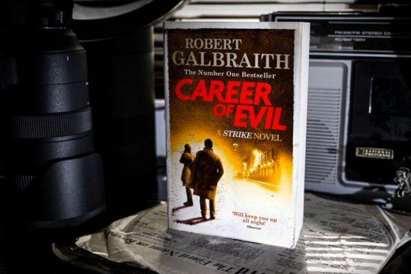 Career of Evil readalong
