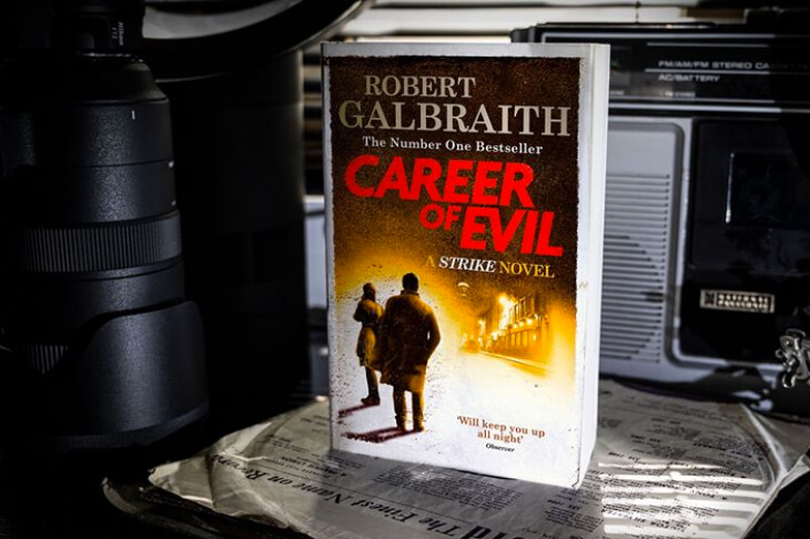 Career of Evil readalong