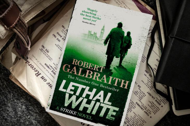 Leathal White readalong