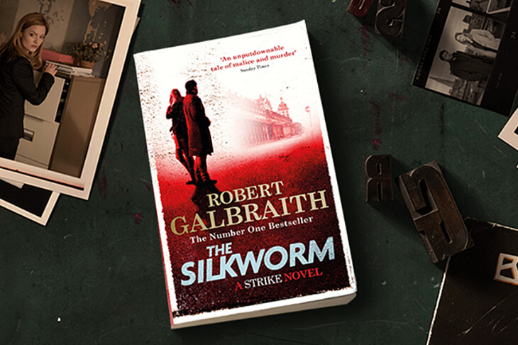 Robert Galbraith The Silkworm Readalong