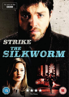 The Silkworm DVD cover