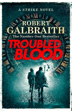 Troubled Blood Cover